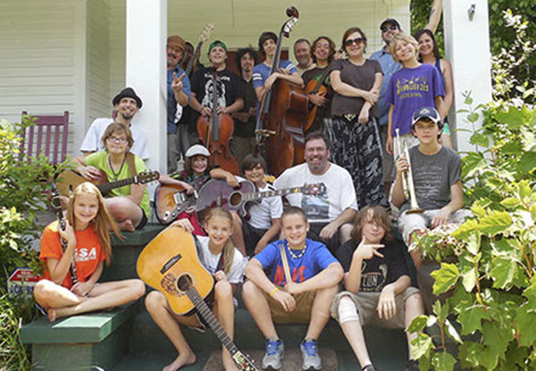Fare Thee Well Music Camp Kids